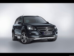 2010 Volkswagen Tiguan Track And Avenue