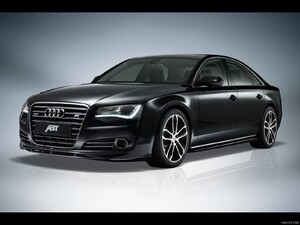 2011 ABT AS8 based on Audi A8