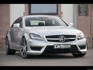 2011 Carlsson CK63 RS based on Mercedes-Benz CLS63 AMG