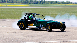 2011 Caterham Seven Team Lotus Special Edition