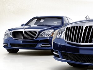 2011 Maybach 62 and 62S