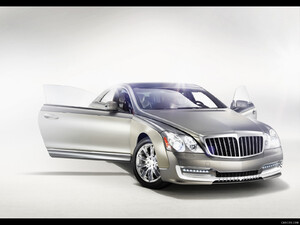 2011 Maybach Xenatec Coupe