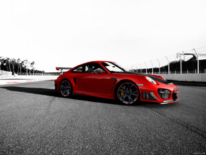 2011 TECHART GTStreet RS based on the Porsche 911 GT2 RS
