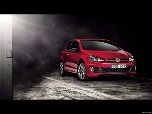 2012 Volkswagen Golf GTI Edition 35