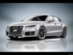 2012 ABT AS7 based on Audi A7