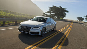 2012 Audi A7 US-Version