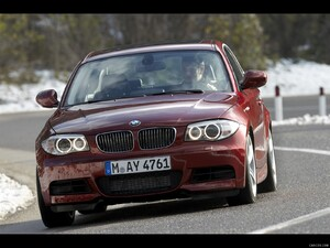2012 BMW 1-Series Coupe