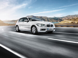 2012 BMW 1-Series Special Editions