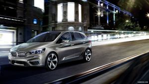 2012 BMW Active Tourer Concept