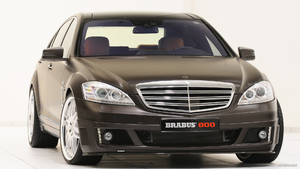 2012 BRABUS 800 based on Mercedes-Benz S-Class