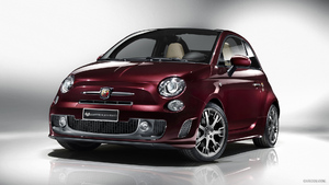 2012 Fiat Abarth 695 Maserati Edition