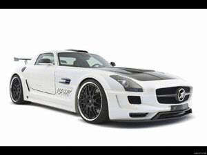 2012 HAMANN HAWK based on SLS AMG