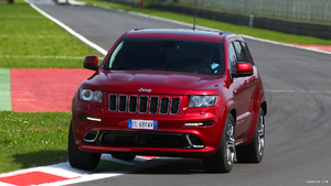 2012 Jeep Grand Cherokee SRT EU-Version