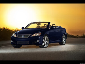 2012 Lexus IS C