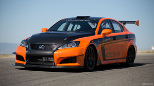 2012 Lexus IS F CCS-R Race Car