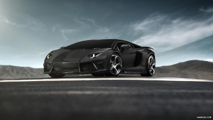 2012 Mansory Carbonado Black Diamond