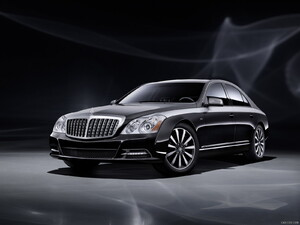 2012 Maybach 57s Edition 125