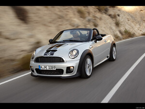 2012 MINI Roadster And Roadster S