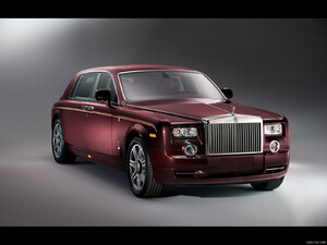 2012 Rolls-Royce Year Of The Dragon Collection