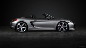 2012 TECHART Porsche 981 Boxster
