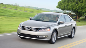 2012 Volkswagen Passat US-Version