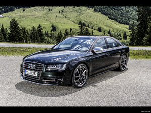 2013 ABT AS8 based on Audi S8