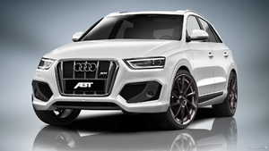 2013 ABT QS3 based on Audi Q3
