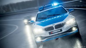 2013 AC Schnitzer BMW 4-Series Coupe Police Concept