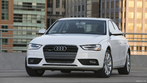 2013 Audi A4 US-Version