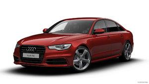 2013 Audi A6 Black Edition for UK