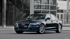 2013 Audi A6 US-Version