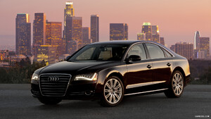 2013 Audi A8 US-Version