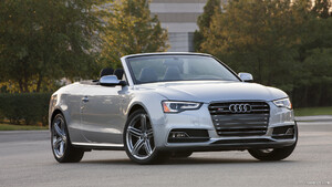 2013 Audi S5 Cabrio US-Version