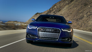 2013 Audi S6 US-Version