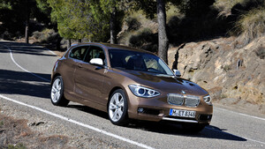 2013 BMW 1-Series Three-Door