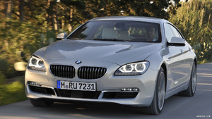 2013 BMW 6-Series 640i and 640d Gran Coupe