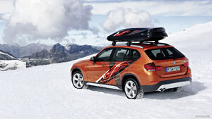 2013 BMW X1 Edition Powder Ride