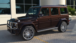 2013 BRABUS B63S-700 Widestar based on Mercedes-Benz G63 AMG