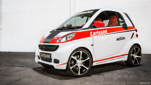 2013 Carlsson Smart fortwo Race Edition