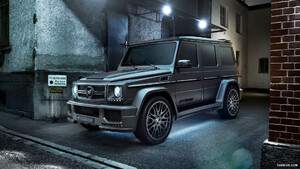 2013 HAMANN SPYRIDON based on M-Benz G65 AMG