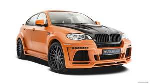 2013 HAMANN TYCOON II M based on BMW X6 M