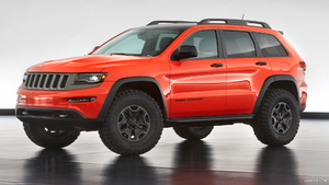 2013 Jeep Grand Cherokee Trailhawk II Concept