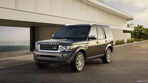 2013 Land Rover Discovery 4 HSE Luxury Limited Edition