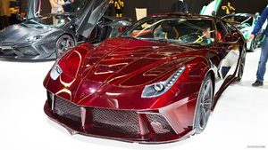 2013 Mansory La Revoluzione based on Ferrari F12berlinetta