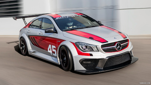 2013 Mercedes-Benz CLA 45 AMG Racing Series Concept