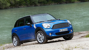 2013 MINI Countryman ALL4