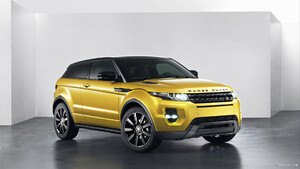 2013 Range Rover Evoque Limited Edition