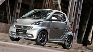 2013 Smart BRABUS 10th Anniversary Special Edition