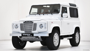 2013 STARTECH Series 3.1 based on Land Rover Defender