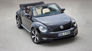 2013 Volkswagen Beetle and Beetle Convertible Exclusive